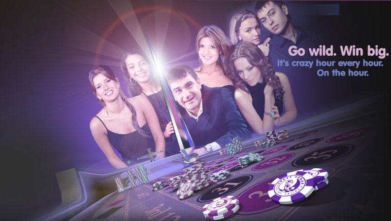 Crazy Vegas Menyelanggarakan Turnamen Akumulator pada Bulan Mei