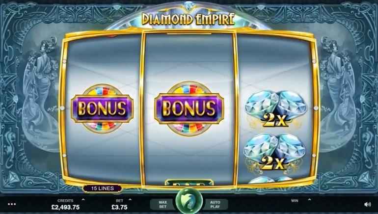 2 Slot Microgaming Terbaru Akan Dirilis pada Bulan April: Dream Date dan Diamond Empire