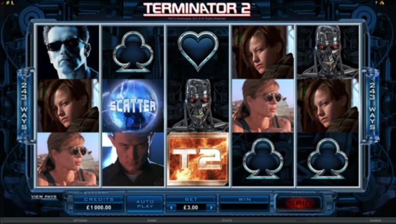 Rilis Permainan Baru: Slot Video Terminator 2 telah Tersedia